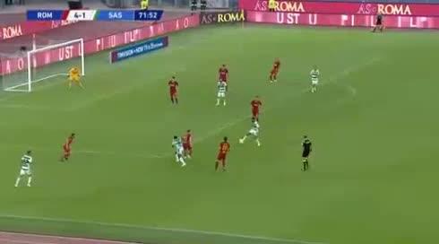 هدف ثاني ل ساسولو (دومينيكو بيراردي)