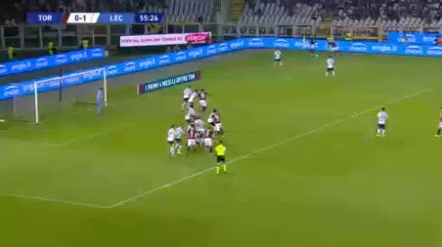 هدف أول ل تورينو (أندريا بيلوتي)