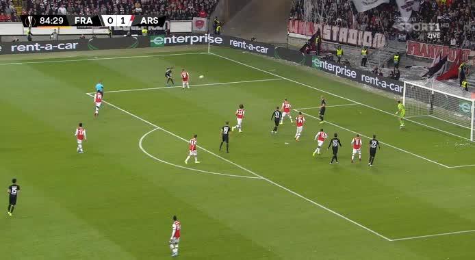 هدف ثاني ل أرسنال (بوكايو ساكا)