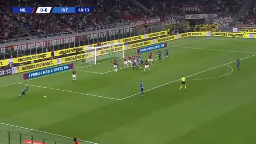 هدف أول ل إنترناسيونالي (مارسيلو بروزوفيتش)
