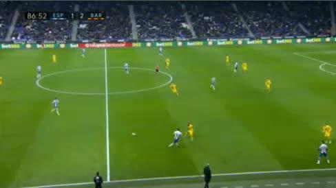 هدف ثاني ل إسبانيول (ليي وو)
