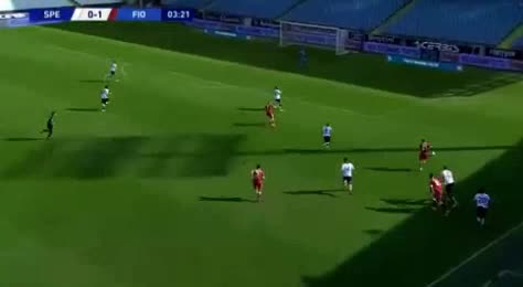 هدف ثاني ل فيورنتينا (كريستيانو بيراجي)