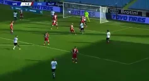 هدف ثاني ل سبيزيا (دييجو فارياس)