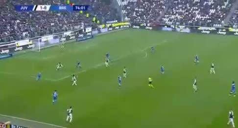 هدف ثاني ل يوفنتوس (خوان كوادرادو)