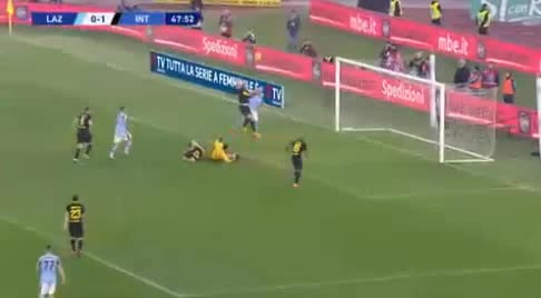 هدف أول ل لاتسيو (تشيرو إيموبيلي)