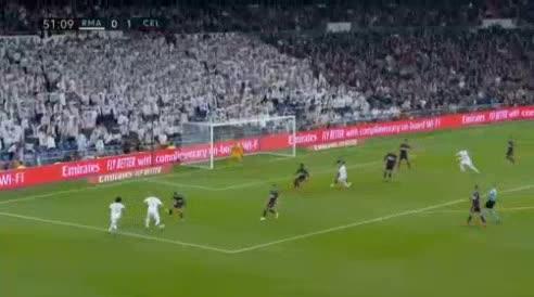 هدف أول ل ريال مدريد (توني كروس)