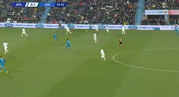 هدف ثاني ل يوفنتوس (آرون رامسي)