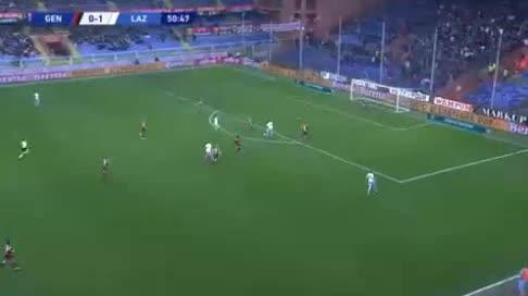 هدف ثاني ل لاتسيو (تشيرو إيموبيلي)