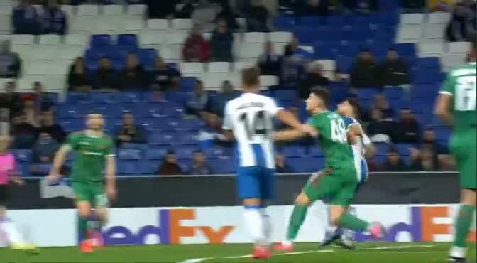 هدف ثاني ل إسبانيول (جوناثان كاليري)