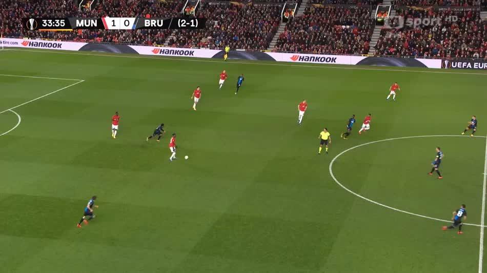 هدف ثاني ل مانشستر يونايتد (أوديون إيغالو)