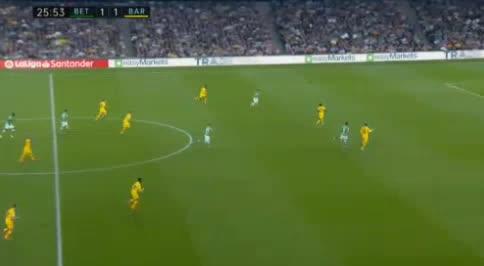 هدف ثاني ل ريال بيتيس (نبيل فيكير)