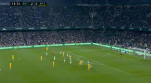 هدف ثالث ل برشلونة (كليمون لونجليه)