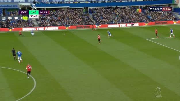 هدف أول ل مانشستر يونايتد (برونو فيرنانديز)