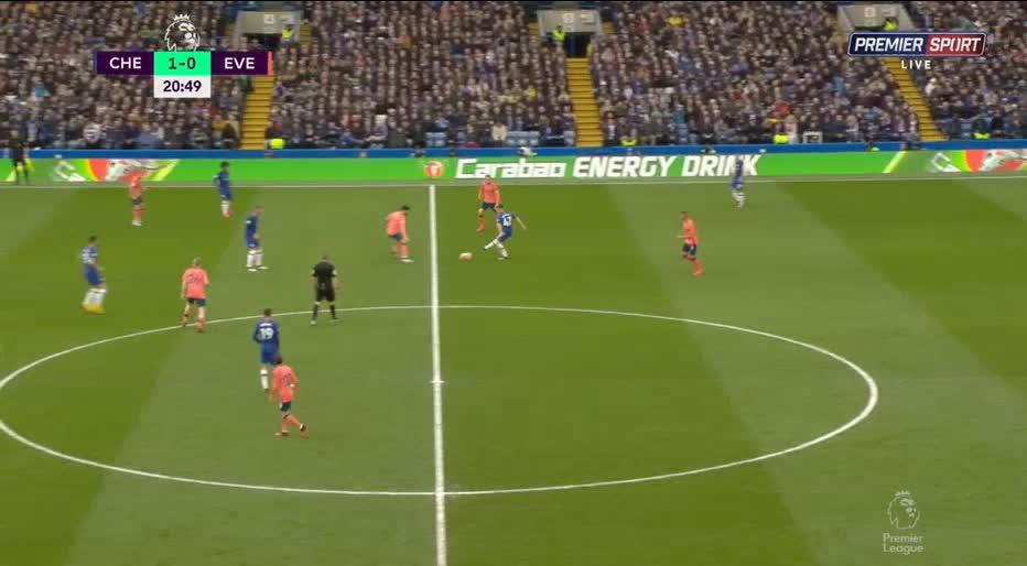 هدف ثاني ل تشيلسي (بيدرو)