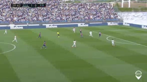 هدف ثاني ل ريال مدريد (سيرخيو راموس)