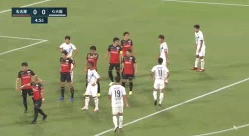 Nagoya Grampus 2 2 Gamba Osaka Sports Mole