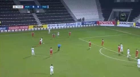 Persepolis Vs Pakhtakor Video Highlights Sporttube Ecs Env