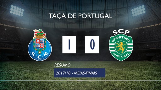 Fc Porto Vs Sporting Video Highlights Sporttube Ecs Env